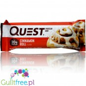 Quest Natural Protein Bar Cinnamon Roll