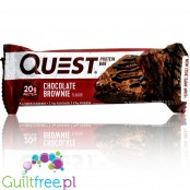 Quest Bar Protein Bar Chocolate Brownie Flavor