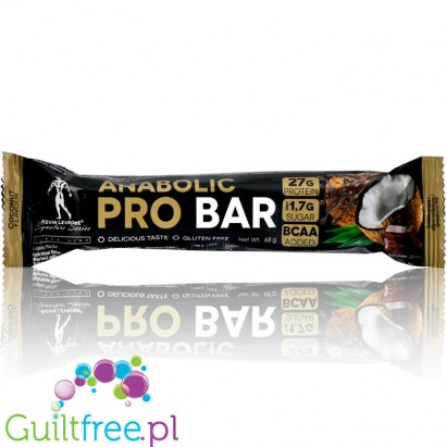 Kevin Levrone Signature Series Anabolic Pro Bar Coconut & Milk Chocolate