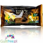 Lily's Sweets Dark Chocolate Premium Baking Chips, No Sugar Added
