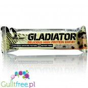 Olimp Gladiator Vanilla Cream protein bar