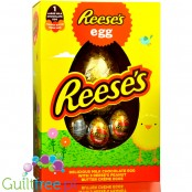 Reese's Easter Egg (Hollow) /w 3 x Reese's Creme Eggs 232g CHEATMEAL