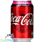Coca-Cola Zero Raspberry 330ml