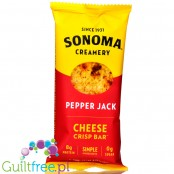 Sonoma, Cheese Crisp Bar, Pepper Jack