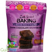 Zen Sweet Baking Dark Chocolate Brownie Almond Flour Mix