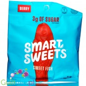 Smart Sweets Sweet Fish, Fruity, sugar free and maltitol free