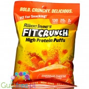 Robert Irvine's Fit Crunch Puffs, Cheddar Cheese