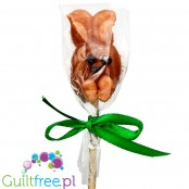 Santini sugar free Easter lollipop with xylitol, Bunny, Strawberry