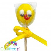 Santini sugar free Easter lollipop with xylitol, Chicken, Mango