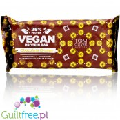 Tom Oliver Vegan High Protein Bar Chocolate Orange