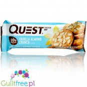 Quest Bar Protein Vanilla Almond DISCONTINUED