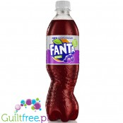 Fanta Grape Zero no added sugar 4kcal
