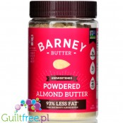 Barney Butter powdered defattd almond butter