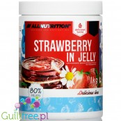 AllNutrition Strawberry in sugar free Jelly