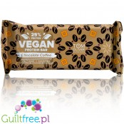 Tom Oliver Vegan High Protein Bar Chocolate Coffee