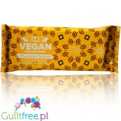 Tom Oliver Vegan High Protein Bar Chocolate Caramel