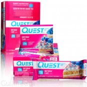 Quest Bar Birthday Cake pudełko x 12 bars