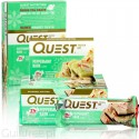 Quest Bar Peppermint Bark SEASONAL LIMITED FLAVOR