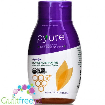 Pyure, Sugar Free Honey Alternative