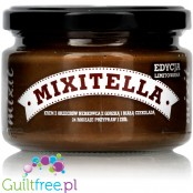 Mixitella cashew spread with white and dark chocolate + 24 herbs & spices