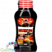 MAX Protein Bombitos Flup - very (!) thick chocolate-peanut buttter no added sugar sauce