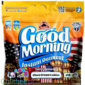Max Protein Good Morning Instant Oatmeal 1,5 kg Choco Cream Cookies