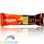 Frupp - a freeze-dried pineapple and raisins bar