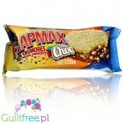 Max Protein FlapMax White Chocolate with WPC crunchies, energy cake bar