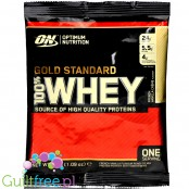 Optimum Nutrition, Whey Gold Standard 100%, French Vanilla, saszetka
