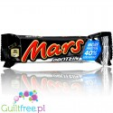 Mars Protein and a high protein bar
