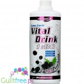 Vital Drink Blackberry sugar free concetrate with L-carnitine