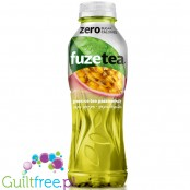Fuze Tea Zero Green Ice Tea & Passion Fruit