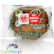 Florbu crispy sugar-free cakes with chocolate pieces 45g