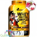 Olimp Whey Protein Complex Dragon Ball Z 2,27KG White Chocolate Raspberry