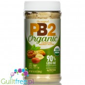 PB2 Organic Powdered Peanut Butter 85% less fat