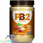 PB2 Powdered Peanut Butter - Blend for preparing peanut butter; roasted peanuts in 85% skimmed, powdered
