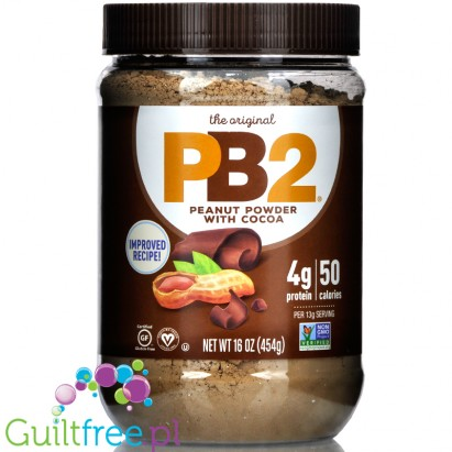 PB2 Powdered Peanut Butter with premium chocolate
