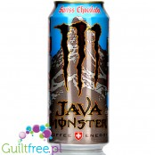 Monster Java Swiss Chocolate + Energy drink, original from USA (CHEAT MEAL)