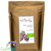 Grapolia organic highly defatted walnut flour