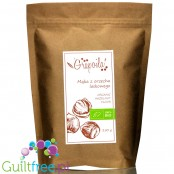 Grapolia organic highly defatted hazelnut flour