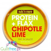 Nuts 'N More High Protein Dip'n Sauce Chipotle Lime 227g