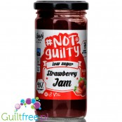 The Skinny Food Co Not Guilty Low Sugar Strawberry Jam 260g
