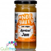 The Skinny Food Co Not Guilty Low Sugar Apricot Jam 260g
