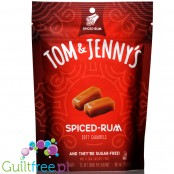 Tom & Jenny's Sugar Free Soft Caramels, Spiced Rum 2.9 oz