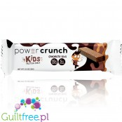 BNRG Power Crunch Kids Snap Stick Bars, Chocolate Lava