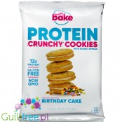 Buff Bake Sandwich Cookie Birthday Cake