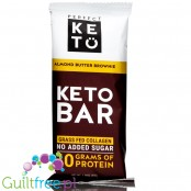 Perfect Keto Keto Bar, Almond Butter Brownie