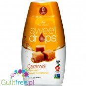 SweetLeaf Sweet Drops Stevia Sweetener, Caramel Flavored (50 ml)