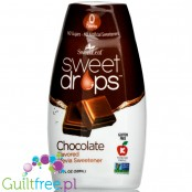 SweetLeaf Sweet Drops Stevia Sweetener, Chocolate Flavored (50 ml)