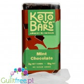 Keto Bars - Keto Bar Mint Chocolate